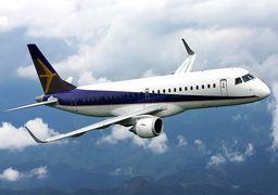 پای هواپیمای ساخت برزیل هم به ایران باز شد