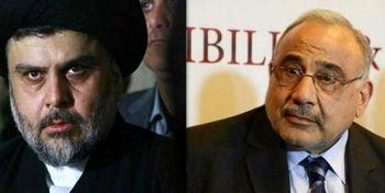 ادامه تلاش مقتدی صدر برای برکناری عبدالمهدی