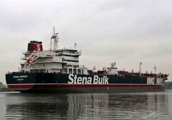 بیانیه مالک نفتکش انگلیسی پس از توقیف توسط ایران