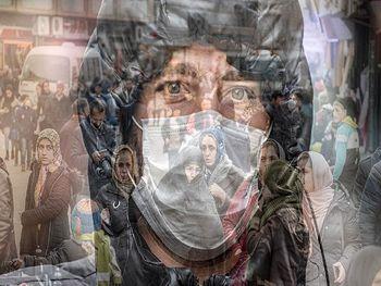 ترس و امید در آمارهای آذرماه کرونا