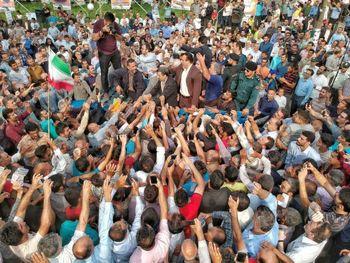 انتقاد احمدینژاد از نبود سعه صدر مسوولان(فیلم)