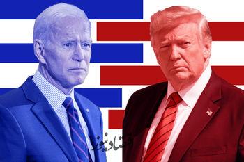 فاصله شکننده ترامپ با بایدن در یک ایالت سرنوشت ساز