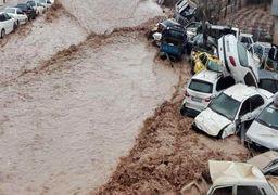 تعداد قربانیان سیلاب در شیراز