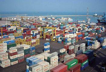 واردات بیش از ۲ میلیون تن کالای اساسی از گمرک بندرعباس