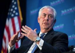 برکناری وزیرخارجه آمریکا از تیم بررسی توافق هسته ای با ایران