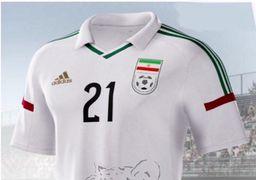 دلایل عدم رونمایی از پیراهن تیم ملی در ایران
