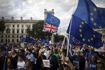 برگزیت بالاخره مهر توافق مشترک اتحادیه اروپا و بریتانیا را بر پرونده کوبید