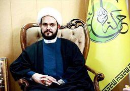 دبیرکل جنبش النجبا: قاسم سلیمانی خدمات زیادی به عراق کرد