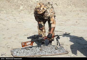 بهینه سازی سلاح های تک تیرانداز در نزاجا