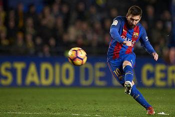 لیونل مسی باز هم «سوپر من» بارسلونا می شود ؟