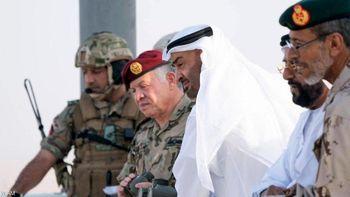 تمرینات نظامی مشترک امارات و اردن