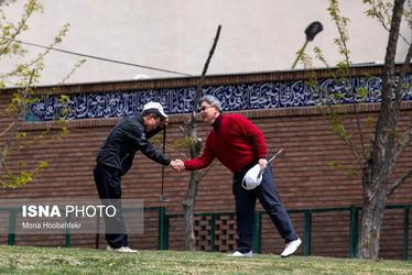 گلفبازی دیپلماتهای مقیم تهران