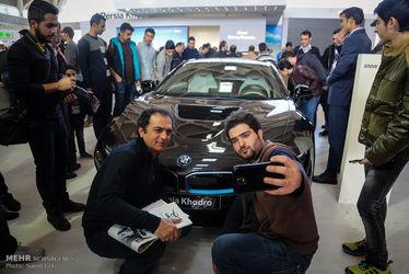 نمایشگاه خودرو تهران (2)