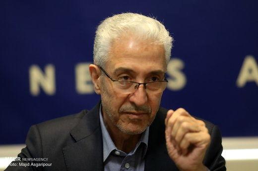 کوچ اعتراضی وزیر علوم از اینستاگرام: این شبکه از آمریکا اطاعت میکند