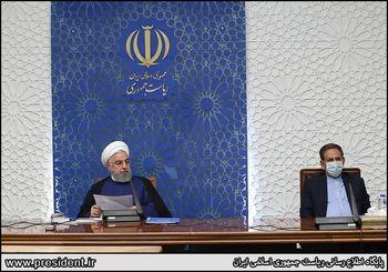 روحانی: با مجلس تعامل کنید