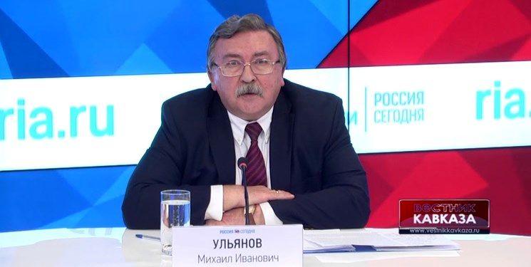 استقبال دیپلمات ارشد روس از توافق ایران و آژانس اتمی