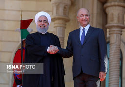 بیانیه مشترک ایران و عراق درباره توسعه روابط