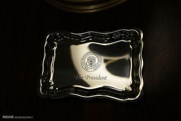 دفتر رئیس جمهوری آمریکا پس از تعمیرات