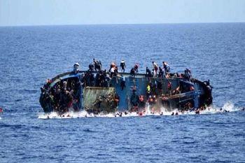 مرگ تلخ 11 پناهجو در دریای مدیترانه