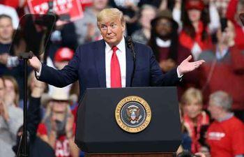 ترامپ: شاهد تداوم ریاست جمهوری من خواهیم بود