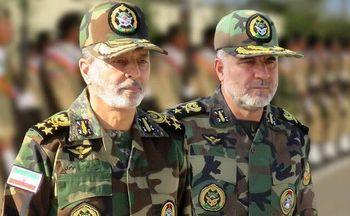 فرمانده ارتش: برای مقابله با دشمن در هر سطحی آمادهایم