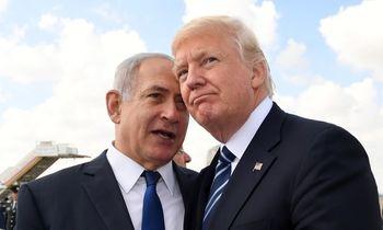 نتانیاهو با سخنانش «سیرک» ترامپ را تکمیل کرد