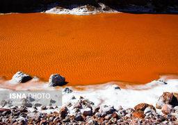 گزارش تصویری از جزیره هفتادرنگ خلیجفارس