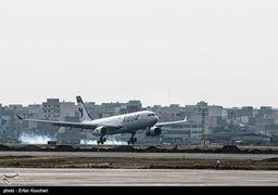 آخرین وضعیت ورود هواپیماهای جدید به ایران