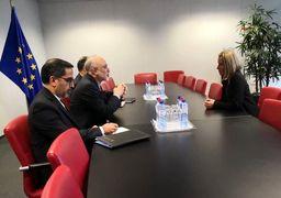 بیانیه اتحادیه اروپا درباره دیدار صالحی و موگرینی