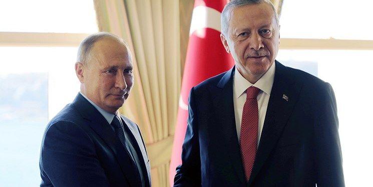 سیانان  درخواست اردوغان از پوتین برای حل بحران «قرهباغ»
