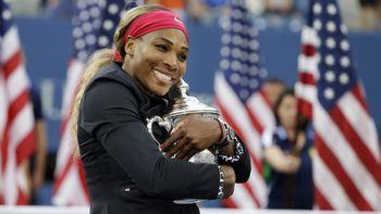 دردسر شیرین برای تنیسور زن شماره یک جهان +عکس
