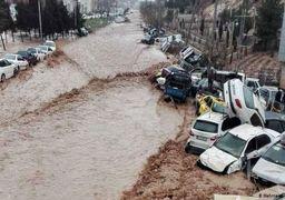 اعلام مقصر اصلی حادثه سیل دروازه قرآن شیراز