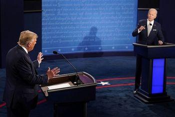 پیشتازی بایدن از ترامپ در 2 ایالت کلیدی