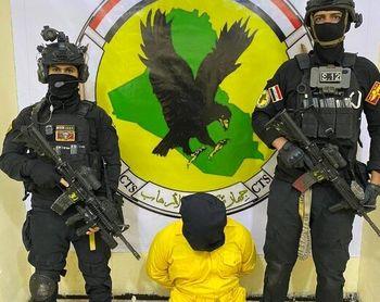 دستگیری سرکردگان داعش در عراق