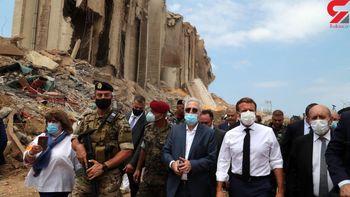 حادثه بیروت،انفجار بود