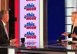 جان بولتون: به دنبال تغییر حکومت ایران نیستیم
