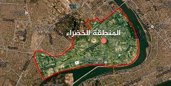 تدابیر شدید امنیتی در منطقه سبز بغداد