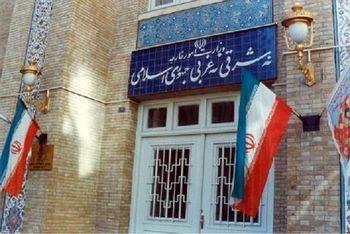 احضار سفیر انگلیس به دلیل توقیف نفتکش ایرانی