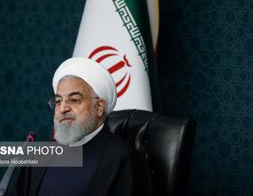 اولین جلسه هیات دولت در سال 99 با حضور روحانی