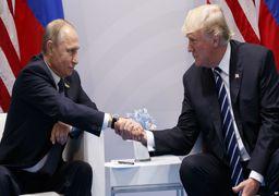 تمجید دونالد ترامپ از میزبانی روسیه در جام جهانی