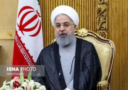 پیام تبریک حسن روحانی به عمران خان