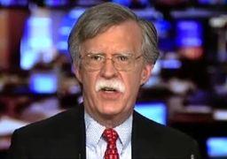 بولتون: در سوریه میمانیم تا زمانیکه اقدامات مخرب ایران در منطقه ادامه دارد