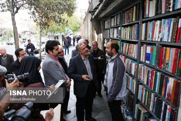 کتابگردی احمد مسجد جامعی