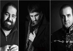 محکومیت رضا صادقی و 2 خواننده معروف دیگر به دو سال حبس تعزیری