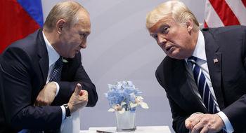 ترامپ عاشق پوتین است