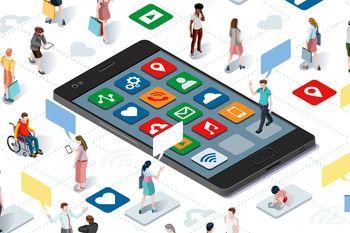 نگاهی به جدید ترین آمار مخاطبان شبکههای اجتماعی