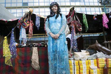 دهمین نمایشگاه بین المللی گردشگری و صنایع وابسته