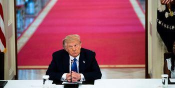 چرا ترامپ بعد از اعلام پیروزی بایدن هیچ اقدامی برای مهار کرونا انجام نداده؟