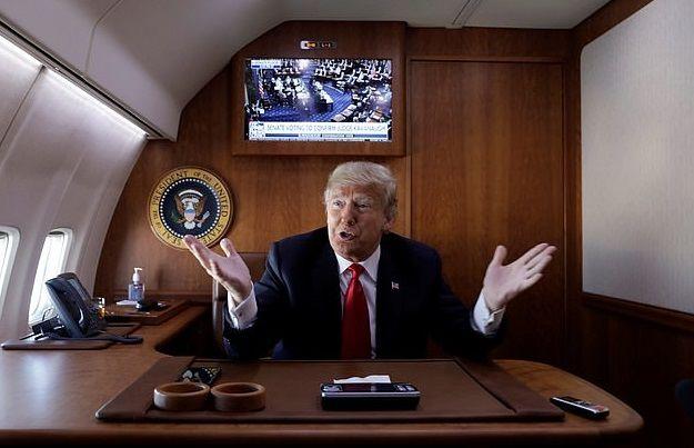 دردسرهایی که ترامپ برای خدمه خود در سفرهای خارجی ایجاد میکند! + تصاویر
