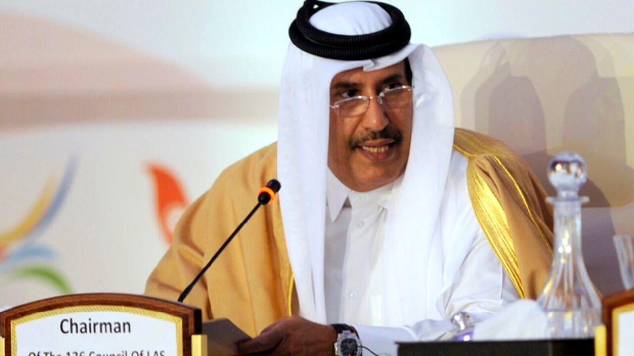 نخست وزیر پیشین قطر: عربستان برای حل بحران سوریه باید با ایران مذاکره کند